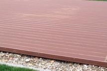 Paviment compozit pentru terasa interioara M-3 - Pavimente compozite