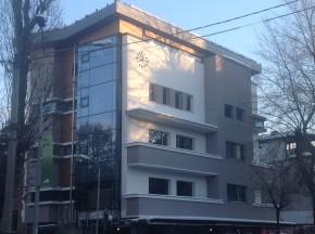 Bloc calea Floreasca, nr 112, sector 2, Bucuresti - Placi din fibrociment pentru placari fatade ventilate