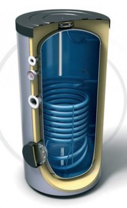 Boilere de sol cu 1 serpentina fixa - Boilere pentru apa calda
