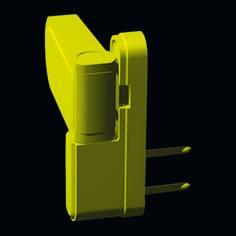 Roto Solid S - balamale aplicate pentru usi - Roto Solid S - balamale aplicate pentru