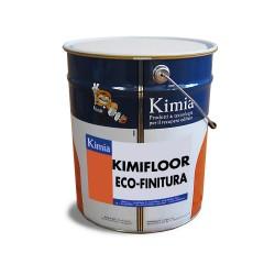 Rasina poliuretanica monocomponenta - Kimifloor ECO-FINITURA - Rasine poliuretanice