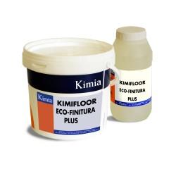 Rasina poliuretanica bicomponenta - Kimifloor ECO-FINITURA PLUS - Rasine poliuretanice