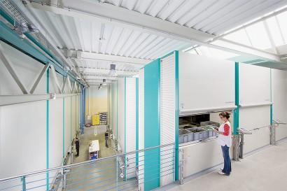 Sisteme de depozitare automatizata Lean-Lift - Sisteme de depozitare automatizata