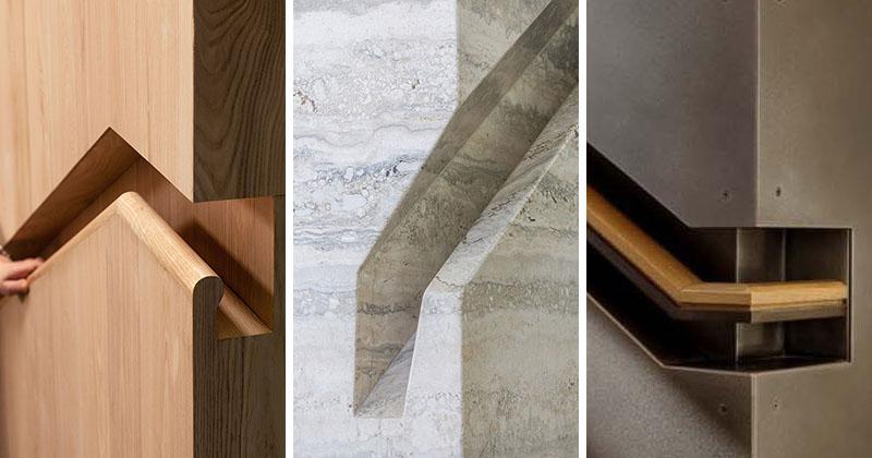 Idei pentru scari – exemple de balustrade incastrate - Idei pentru scari – exemple de balustrade incastrate