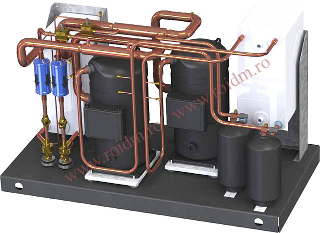Pompa de caldura sol - apa TERRA MAX - Pompa de caldura sol - apa TERRA