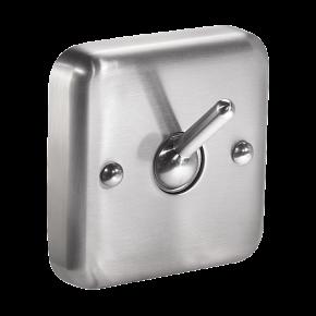 Cuier din otel inox - SLZN 70 - Cuiere, suporti prosoape