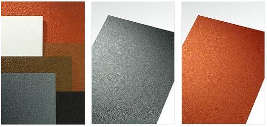 ALUCOBOND® Terra - noua gama de finisaje pentru arhitectura de la GEPLAST - ALUCOBOND® Terra -
