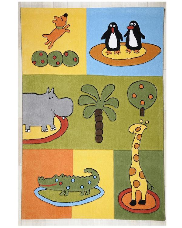 Covor Copii Acril Theko Colectia Maui 3210-130036-2 - 2. Tema junglei, naturii