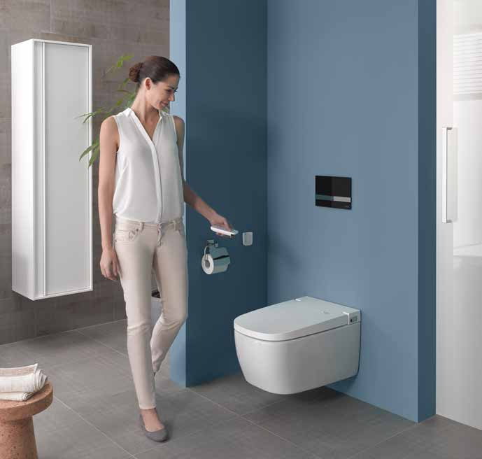 WC-ul inteligent VitrA revolutioneaza standardele de confort - WC-ul inteligent VitrA revolutioneaza standardele de confort