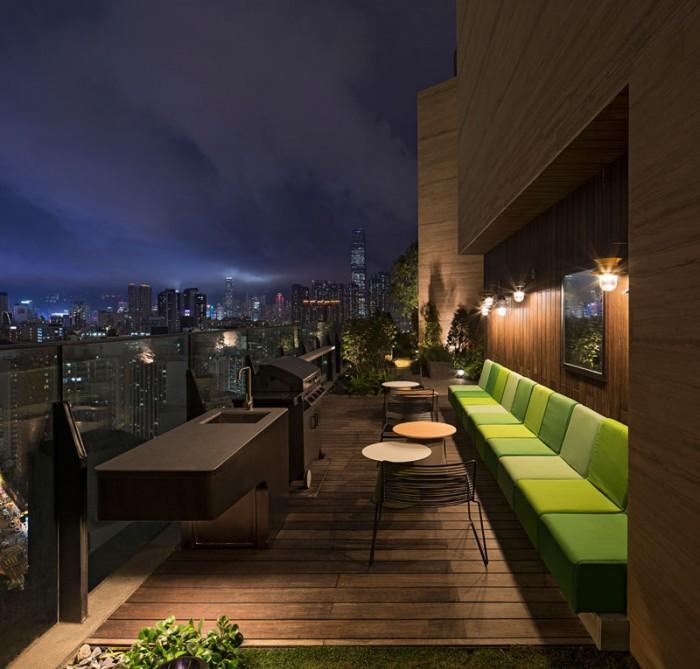Descopera cladirea cu parc si club privat pe acoperis - Descopera cladirea cu parc si club privat pe acoperis