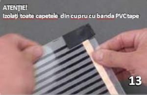 Cum instalezi folia de incalzire prin pardoseala - Cum instalezi folia de incalzire prin pardoseala