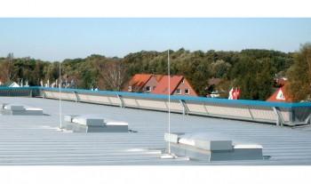 Socluri JET- TRP cu flansa profilata - Accesorii / componente pentru cupolete pentru iluminare si ventilare JET