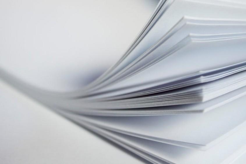 Noile baterii de hârtie care au impact ecologic zero - Noile baterii de hârtie care au
