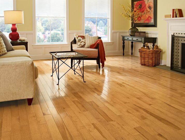 Pardoseala din lemn de artar - Pardoselile din lemn masiv - cum alegi culoarea potrivita pentru