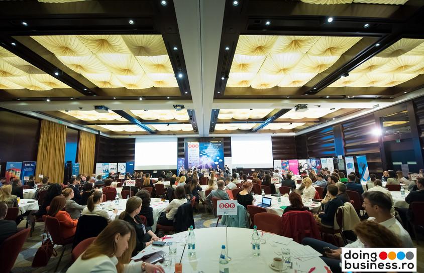 Managerii si antreprenorii din tara se intalnesc pe 10 mai la Conferinta Business (r)Evolution - Managerii