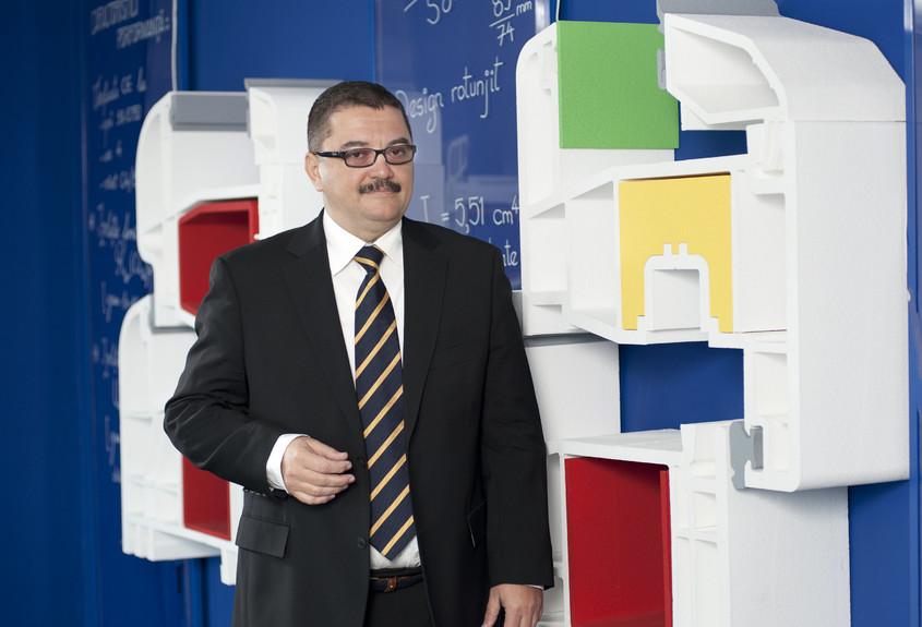 Aurel Vlaicu - VEKA si GEALAN anunta o noua structura duala de management pentru GEALAN Romania