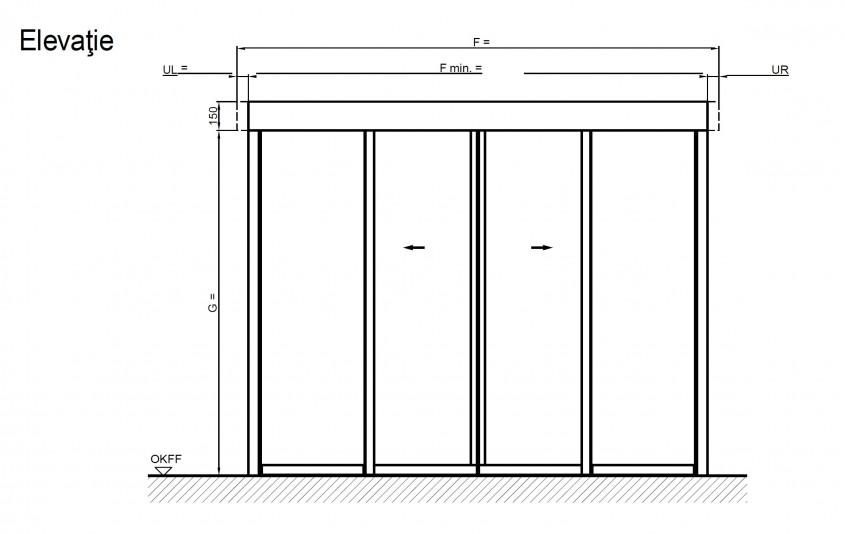 Detalii tehnice - Usi cu izolare termica ThermCord pentru un ambient placut