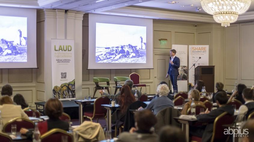 LAUD - arhitectura peisagistica si de infrastructura - Forumul SHARE a reunit timp de doua zile