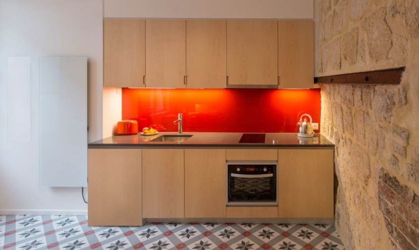 Un apartament din sec al XVII-lea devine un studio spatios - Apartament din sec al XVII-lea