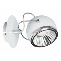 Ball Aplica 1x5W 420lm, GU10, metal - Iluminat corpuri de iluminat