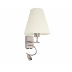Relax Aplica satin, 1xE27, 60W - Iluminat corpuri de iluminat