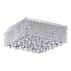 Sines Lustra cristal, 5xE14, 40W - Iluminat corpuri de iluminat