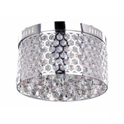 Anetta Lustra cristal, 9xE27, 60W, sticla - Iluminat corpuri de iluminat