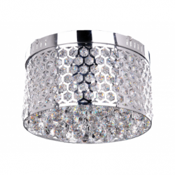 Anetta Lustra cristal, 6xE27, 60W, sticla - Iluminat corpuri de iluminat
