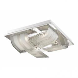 LEAF Plafoniera 4x4,5W, sticla - Iluminat corpuri de iluminat