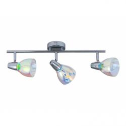 Kora Plafoniera 3x40W, E14,sticla - Iluminat corpuri de iluminat