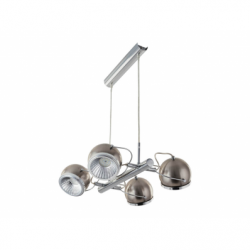 Lustra BALL 4x5W LED , GU10  420lm , metal - Iluminat corpuri de iluminat