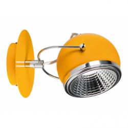 Ball Aplica 1xLED GU10 5W 420lm, 3000k, metal - Iluminat corpuri de iluminat
