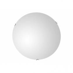 Plafoniera ALASKA 2X60W , E27, sticla-metal - Iluminat corpuri de iluminat