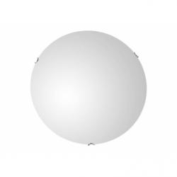 Plafoniera ALASKA 3X60W ,E27, sticla-metal - Iluminat corpuri de iluminat