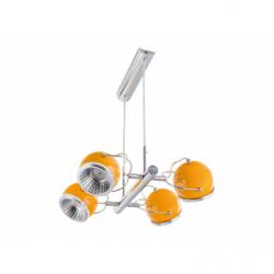 Lustra BALL 4x5W GU10 led  , metal - Iluminat corpuri de iluminat