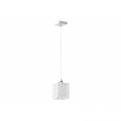 Anika Pendul 1x60W, E27, metal-plastic-sticla - Iluminat corpuri de iluminat