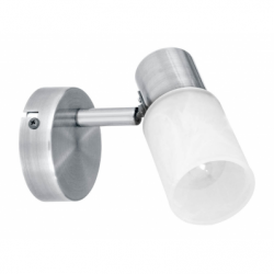 Aplica KIRA 1x40W E14 , sticla - Iluminat corpuri de iluminat