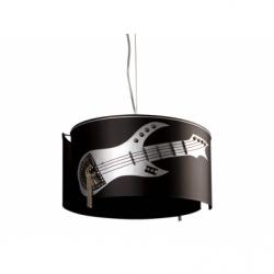 Pendul ROCK 1x60W E27 , plastic - Iluminat corpuri de iluminat