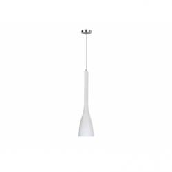 Suspensie TUS alb 1x60W E14  , metal - Iluminat corpuri de iluminat