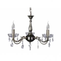 CORELIA Lustra 3xE14 40W, metal - Iluminat corpuri de iluminat