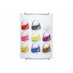 KIDS Aplica geanta 1xE27, 60W, sticla - Iluminat corpuri de iluminat