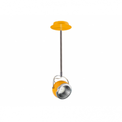 BALL Pendul led 1xGU10, 5W, IP20, metal - Iluminat corpuri de iluminat