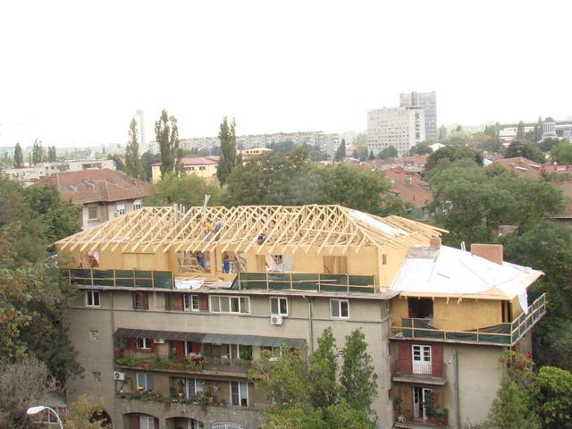 Transformarea podului in mansarda locuibila - Transformarea podului în mansardă locuibilă