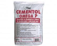 Cementol Omega P - Grupa Acceleratorilor de priza