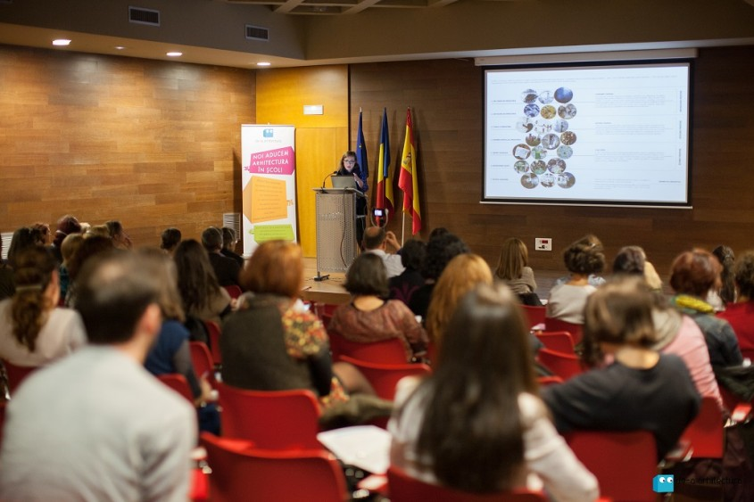Arh Mia Roth - Cerina Croatia - De-a Arhitectura Talks editia a-II-a - conferinta internationala dedicata