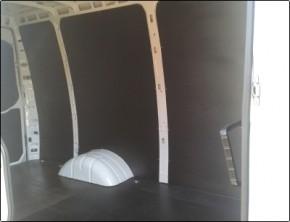 Capitonaj Tego- Capitonari auto - Capitonari si protectii laterale pentru autoutilitare cu Tego profesional