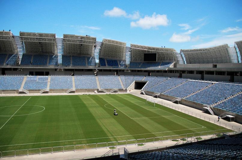 Arena Das Dunas - Arena Das Dunas