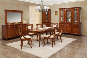 Mobila Firenze - Mobila sufragerie lemn masiv Firenze