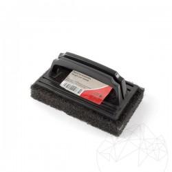 Burete negru cu maner LTP - Abraziv pt. suprafete dificile (elimina murdaria, adezivul, chitul) - Impermeabilizant piatra naturala