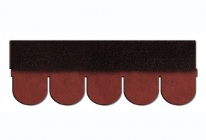 Sindrila bituminoasa pentru acoperisuri si pereti Bardoline Beaver - Placi bituminoase tip sindrila